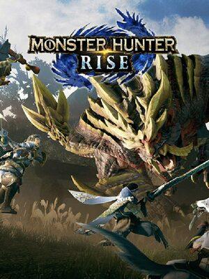 Cover for Monster Hunter Rise.