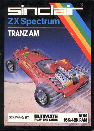 Cover for Tranz Am.