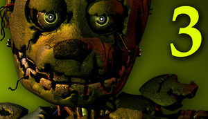 Cover for Five Nights at Freddy's 3.