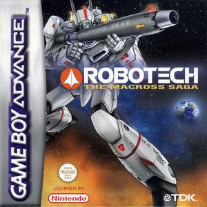 Cover for Robotech: The Macross Saga.