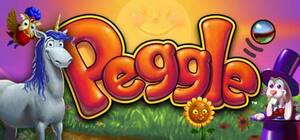 Cover for Peggle.