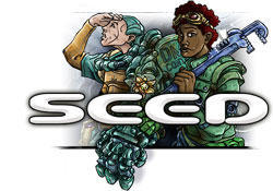Cover for Seed.