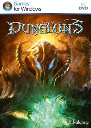 Cover for Dungeons.