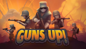 Cover for Guns Up!.