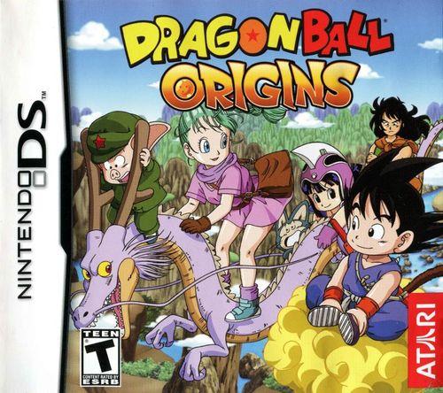 Cover for Dragon Ball: Origins.