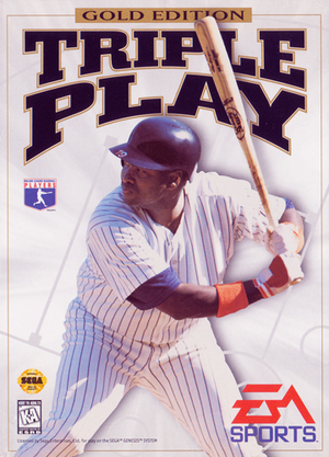 Cover for Triple Play: Gold Edition.