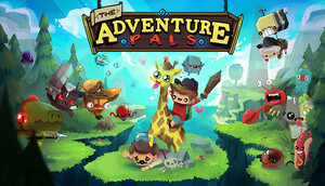 Cover for The Adventure Pals.