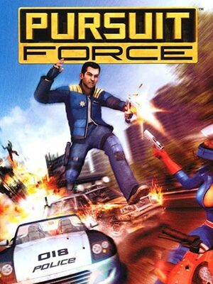 Cover for Pursuit Force.