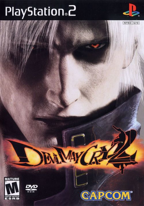 Cover for Devil May Cry 2.