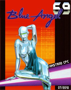 Cover for Blue Angel 69.