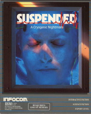 Cover for Suspended.