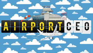 Cover for Airport CEO.