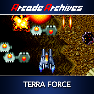 Cover for Terra Force.