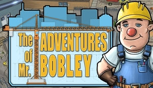 Cover for The Adventures of Mr. Bobley.