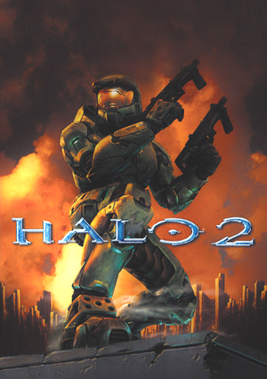 Cover for Halo 2.