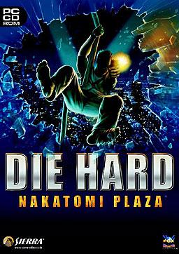Cover for Die Hard: Nakatomi Plaza.