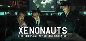 Cover for Xenonauts.