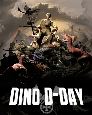 Cover for Dino D-Day.