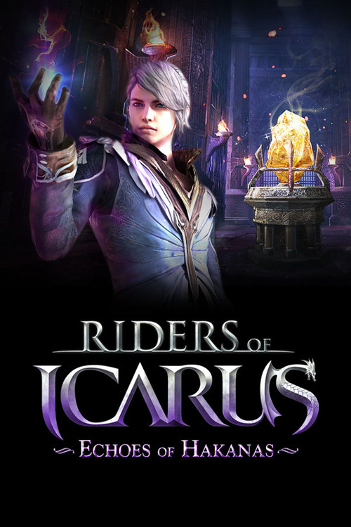 Cover for Riders Of Icarus.