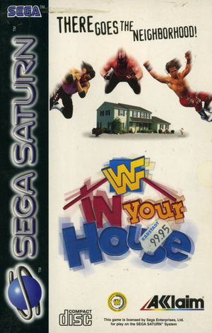 Cover for WWF in Your House.
