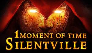 Cover for 1 Moment of Time: Silentville.