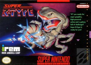 Cover for Super R-Type.