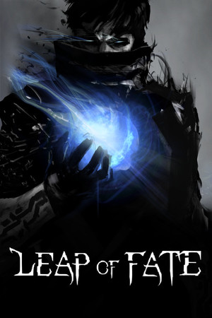 Cover for Leap of Fate.
