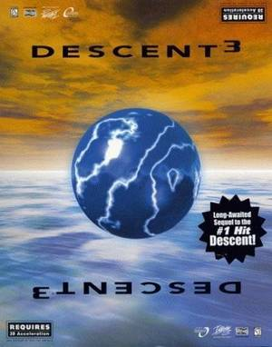 Cover for Descent 3.