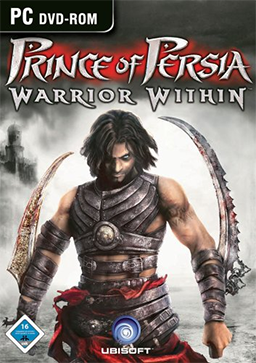 Cover for Prince of Persia: Warrior Within.