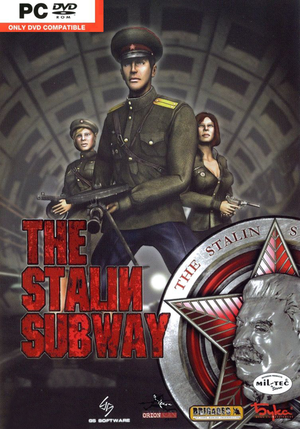 Cover for The Stalin Subway.