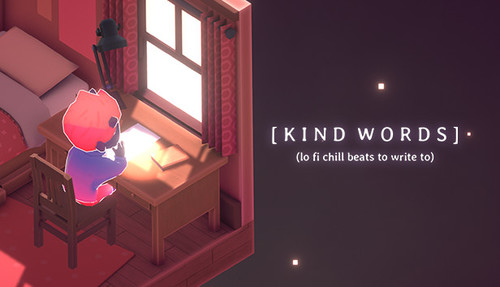 Cover for Kind Words.