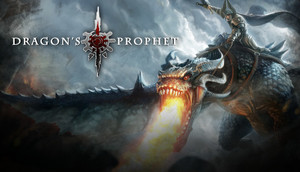 Cover for Dragon's Prophet.