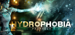 Cover for Hydrophobia.