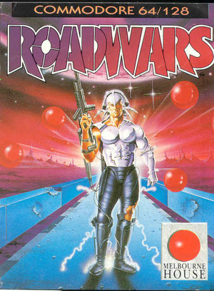 Cover for Roadwars.