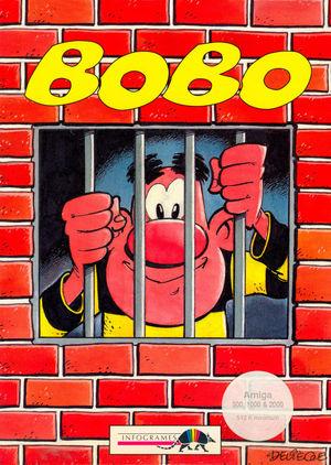 Cover for Stir Crazy featuring BoBo.