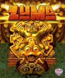 Cover for Zuma.
