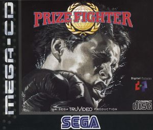 Cover for Prize Fighter.