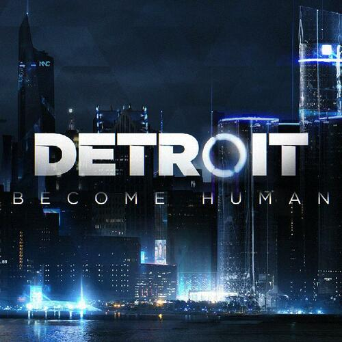 Cover for Detroit: Become Human.