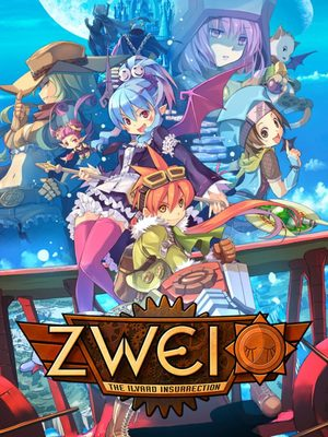 Cover for Zwei II.