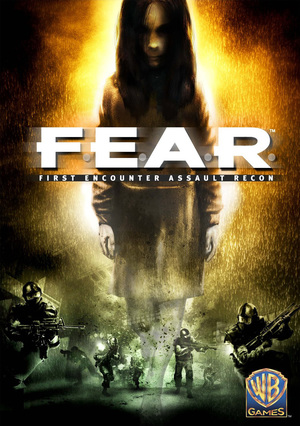 Cover for F.E.A.R..