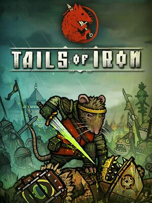 Cover for Tails of Iron.
