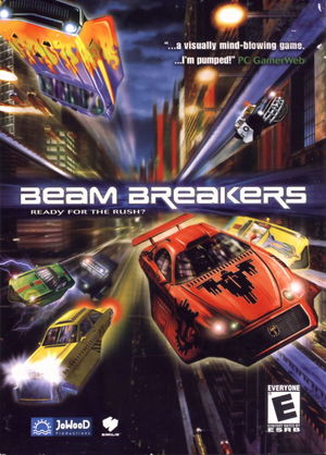 Cover for Beam Breakers.