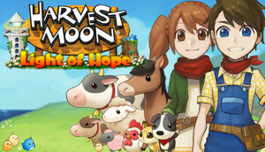 Cover for Harvest Moon: Light of Hope.