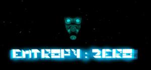 Cover for Entropy : Zero.