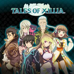 Cover for Tales of Xillia.