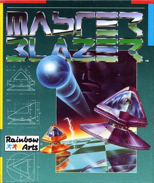 Cover for Masterblazer.