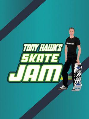 Cover for Tony Hawk's Skate Jam.