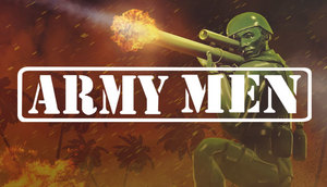 Cover for Army Men.