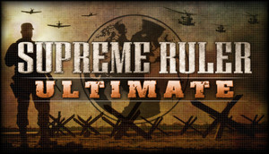 Cover for Supreme Ruler Ultimate.