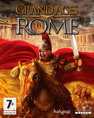 Cover for Grand Ages: Rome.